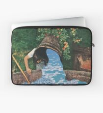 Saving the Ocean Laptop Sleeve