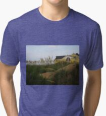 Three Mile Station Tri-blend T-Shirt