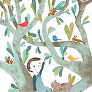 In The Tree by Judith Loske