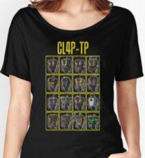 CLAP-TRAP (CL4P-TP) Women's Relaxed Fit T-Shirt