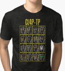 CLAP-TRAP (CL4P-TP) Tri-blend T-Shirt