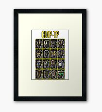 CLAP-TRAP (CL4P-TP) Framed Print