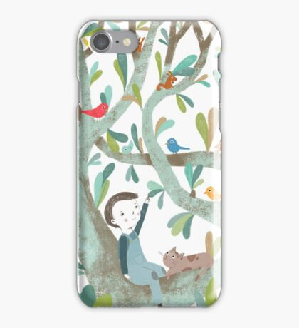 In The Tree iPhone Case/Skin