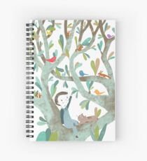 In The Tree Spiral Notebook