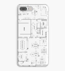 The Office Floor Plan iPhone 7 Plus Case