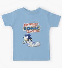 Adventures of Sonic the Hedgehog Kids Tee