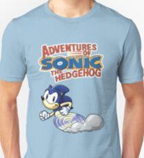 Adventures of Sonic the Hedgehog Unisex T-Shirt