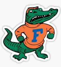 UF Classic Albert Sticker