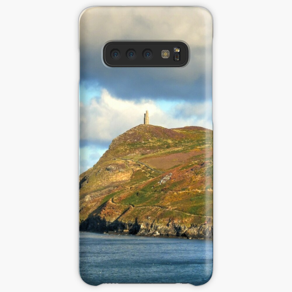 Milners Tower - Port Erin Case & Skin for Samsung Galaxy