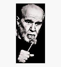 George Carlin Photographic Print