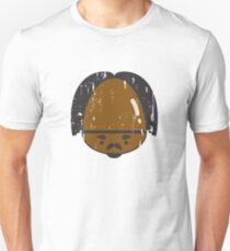 Gervinho's Big Shiny Forehead Unisex T-Shirt