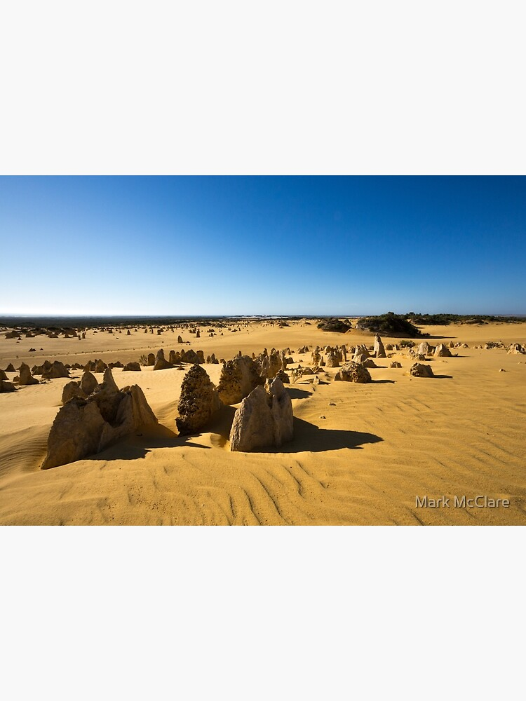 The Pinnacles, Western Australia by mcclare