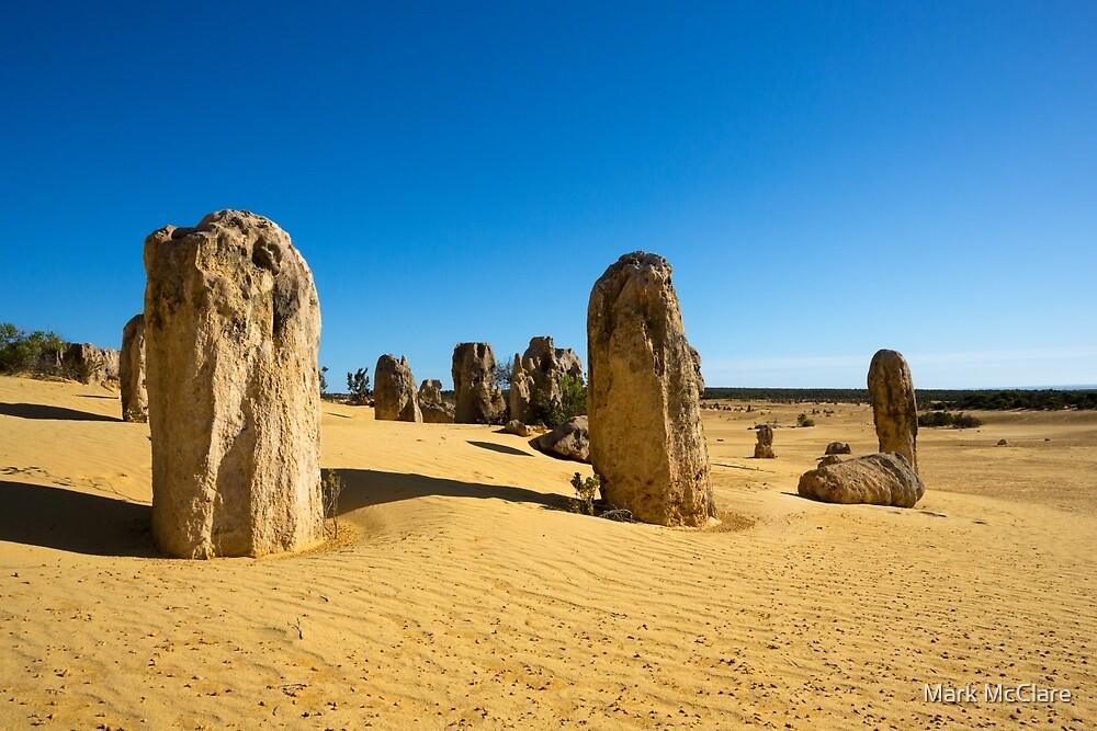 The Pinnacles, Western Australia by Mark McClare
