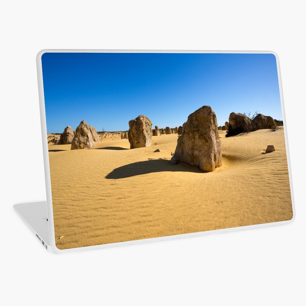 The Pinnacles, Western Australia Laptop Skin