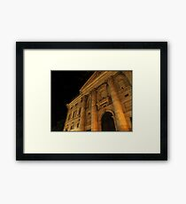 Catedral Metropolitana Buenos Aries Framed Print