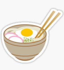 Udon Japanese Noodle Sticker