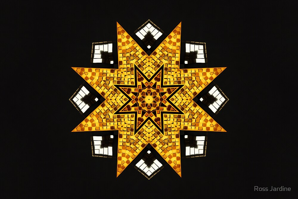 Aztec Gold by Ross Jardine