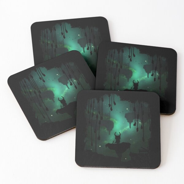 The Greenpath Coasters (Set of 4)
