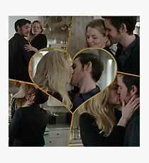 Captain Swan Love 27 Photographic Print
