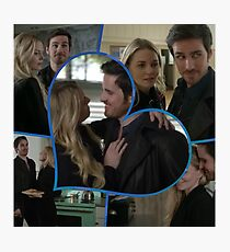 Captain Swan Love 28 Photographic Print