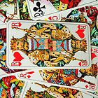 FRENCH PLAYING CARDS by IMPACTEES
