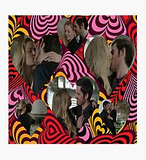 Captain Swan Love 29 Photographic Print