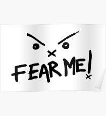 FEAR ME Poster