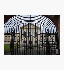 Fremantle Gaol Photographic Print