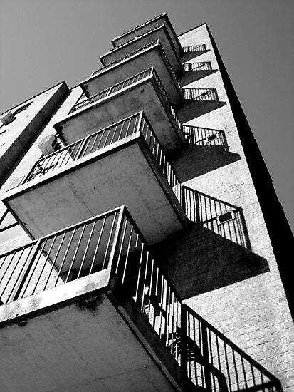 Balconies by PPPhotoArt