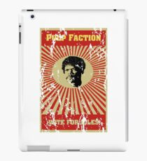 Pulp Faction - Jules iPad Case/Skin
