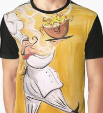 The Spaghetti Chef Graphic T-Shirt