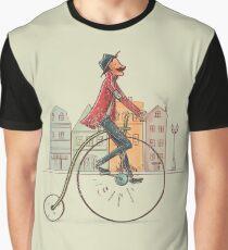 Vintage illustration Graphic T-Shirt