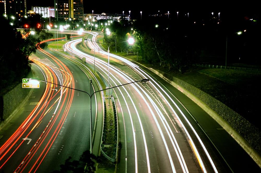 Passing Night by Rowan Stenhouse