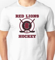 Voltron - On Thin Ice Red Lions Unisex T-Shirt