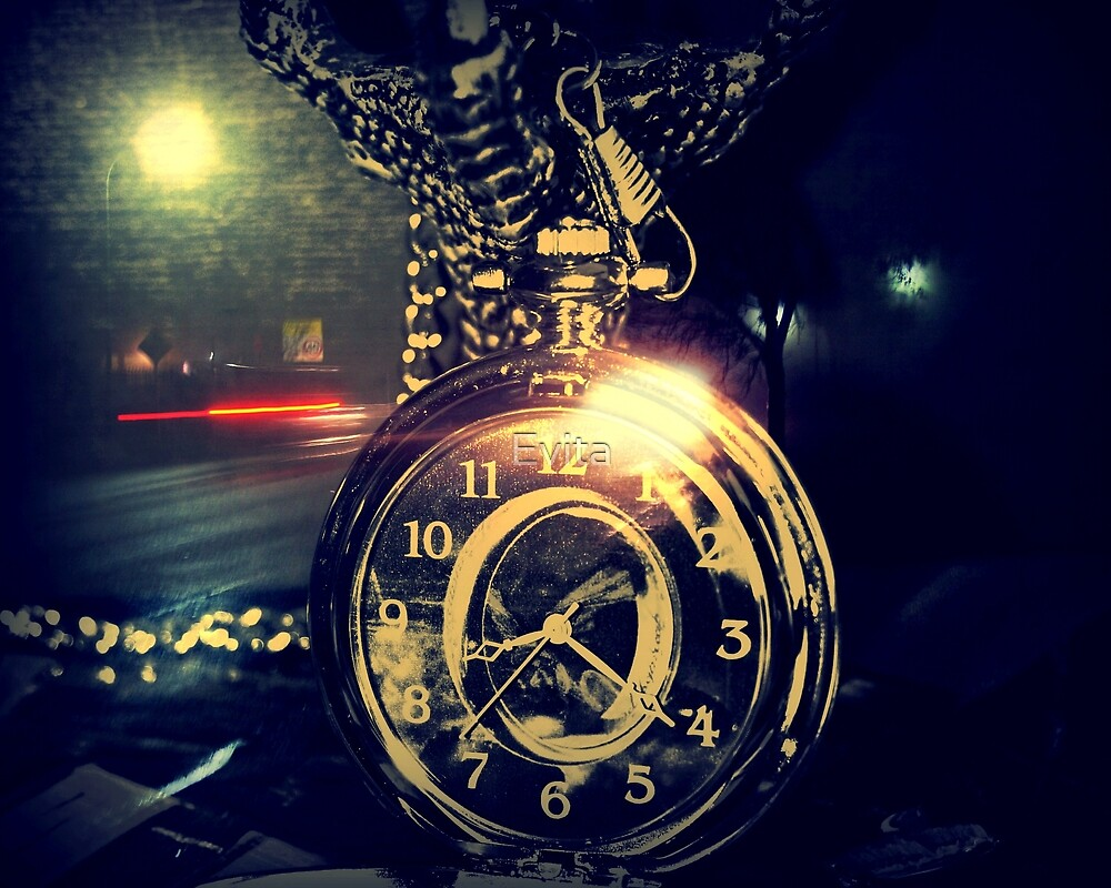 Trapped Time by Evita