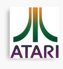 Atari Logo Canvas Print