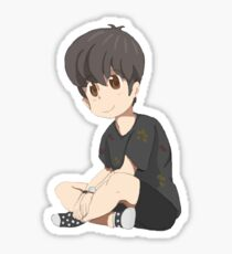 cute little ken Sticker