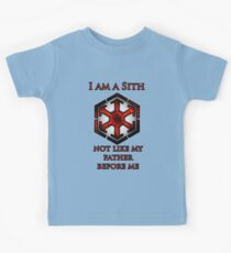 Sith Tee Kids Clothes