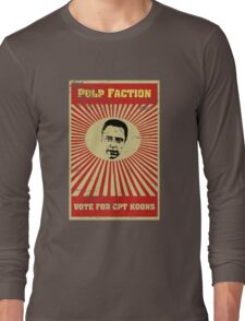 Pulp Faction - CPT Koons Long Sleeve T-Shirt