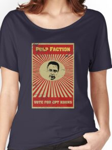 Pulp Faction - CPT Koons Women's Relaxed Fit T-Shirt