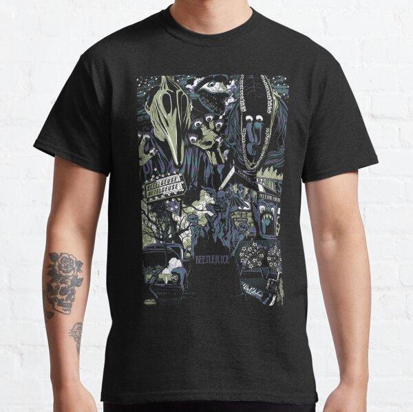 Beetlejuice - Adam & Barbara Classic T-Shirt