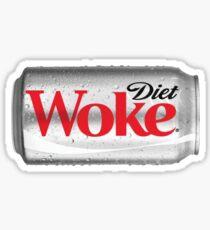 Diet Woke Sticker