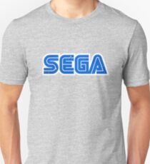 Sega - distressed T-Shirt