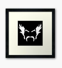 Heihachi Mishima Tekken Framed Print