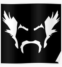 Heihachi Mishima Tekken Poster