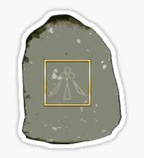 Awen Rune Sticker