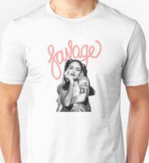 Kehlani SSS Set: SAVAGE Unisex T-Shirt