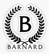 Barnard College Insignia Sticker