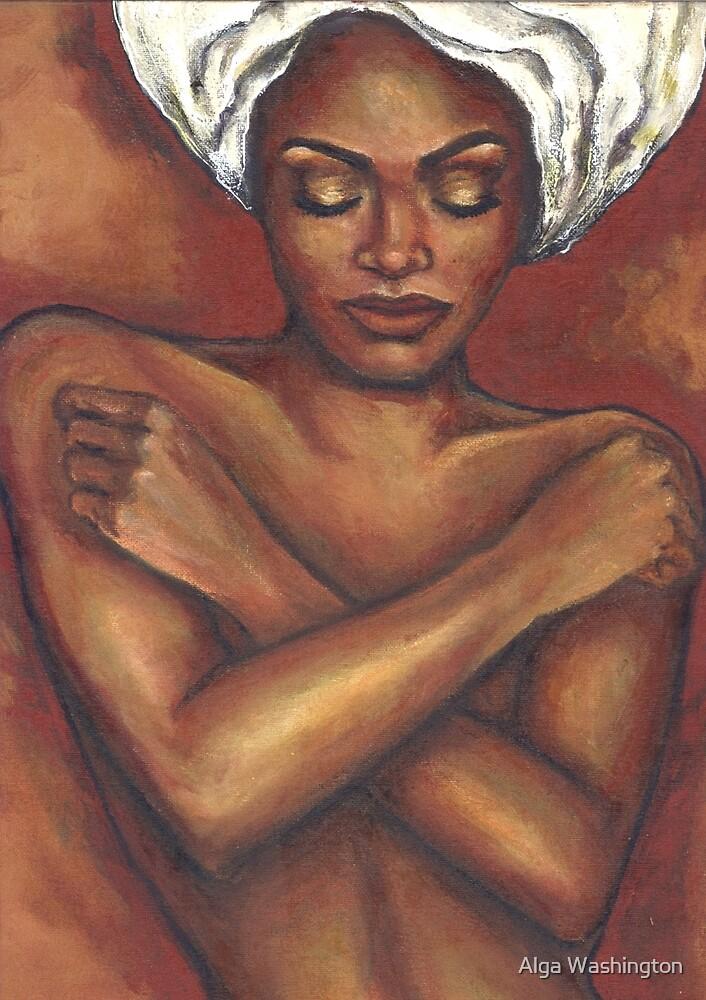 Embrace Yourself by Alga Washington