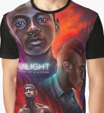 Moonlight - Movie Poster Graphic T-Shirt